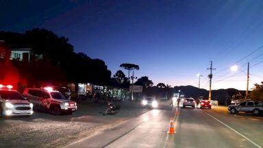 PM deflagra Operação Apoio em pequenos municípios da região de Videira