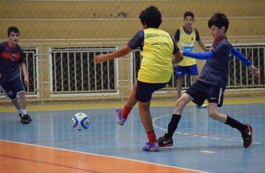 Escolinhas do Joaçaba Futsal iniciam atividades na próxima semana