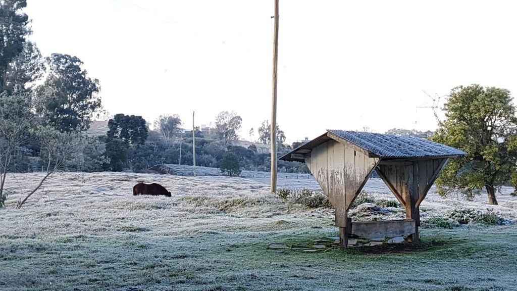 Frente fria traz mudanças no tempo
