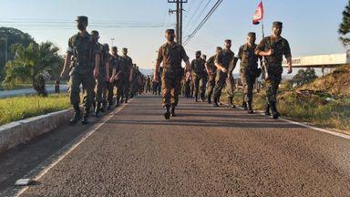Seleção para convocados para o Serviço Militar Inicial em Joaçaba acontece em fevereiro