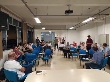 Centro de Triagem do Covid 19 começa a funcionar nesta quinta-feira na AABB, em Joaçaba