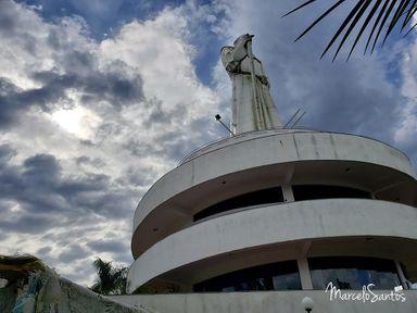 Monumento Frei Bruno será reaberto ao público a partir do meio-dia deste sábado, 04