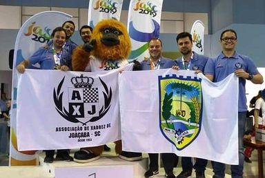 Esporte de Joaçaba está entre os 12 melhores de Santa Catarina