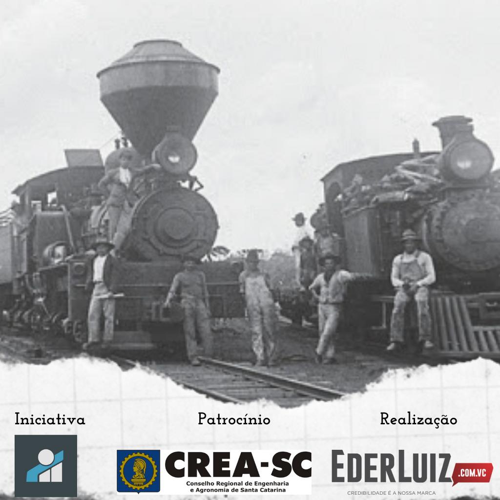 Ferrovia do Contestado - O início!