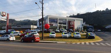 Operação Chave na Mão Carboni Fiat realiza 71 vendas no sábado.