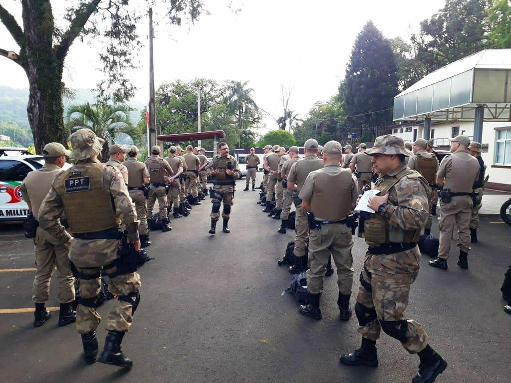 26º Batalhão de Polícia Militar inicia curso de Radiopatrulhamento