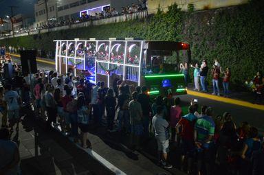 II Parada Natalina de Herval d' Oeste acontece no dia 07 de dezembro