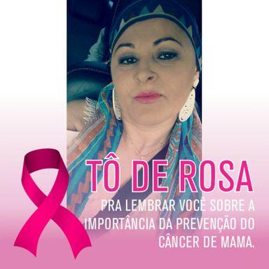 Outubro Rosa: Conheça a história de superação da professora de apenas 42 anos que passou pelo câncer de mama