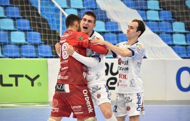 Joaçaba Futsal vence o Tubarão pela Série Ouro
