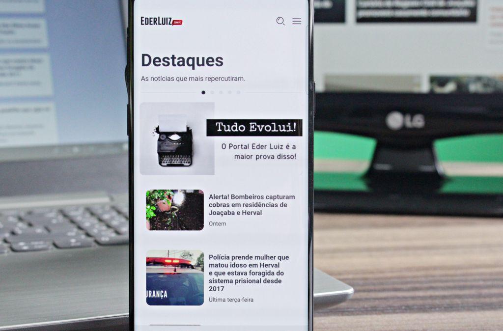 Aplicativo está disponível neste momento para celulares Android.