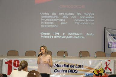 Seminário Regional de Luta Contra a Aids é realizado em Joaçaba