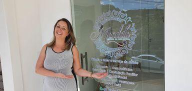 Mandala, Centro de Bem Estar inaugura em Luzerna