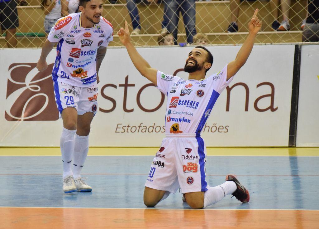 Joaçaba Futsal vence o Jaraguá e se classifica à final do Campeonato Catarinense
