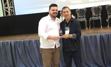 Entrega do Prêmio