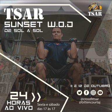 Crossfit Tsar realiza evento inédito de 24h de treino