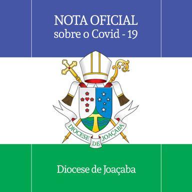 Diocese de Joaçaba orienta fiéis sobre a pandemia de Coronavírus