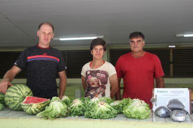 Produtores rurais investem no cultivo de produtos orgânicos no Município de Joaçaba