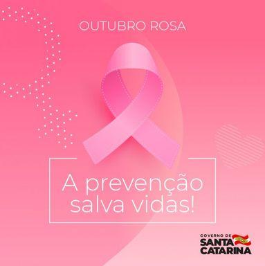 Outubro Rosa: Campanha reforça importância do diagnóstico precoce e da prevenção ao câncer de mama