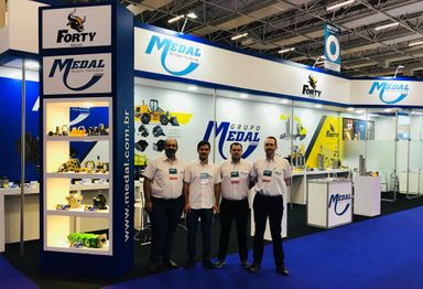 Medal Bombas Hidráulicas anuncia parceria com empresa italiana