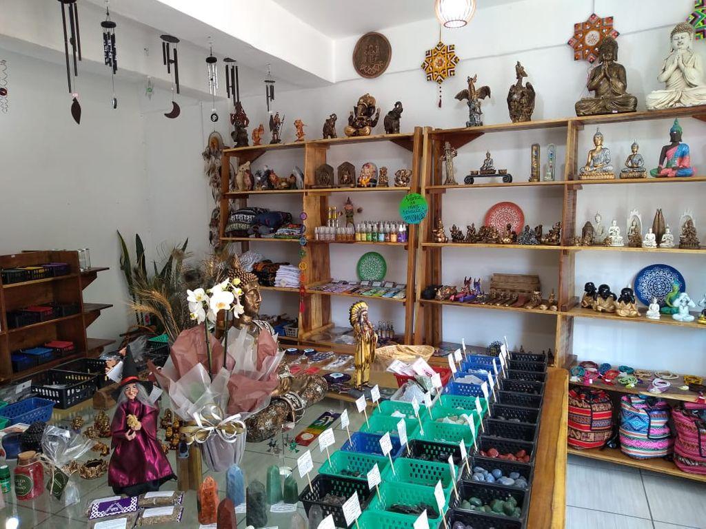 Novidade! Loja de artigos Esotéricos inaugura no Centro de Herval d´Oeste