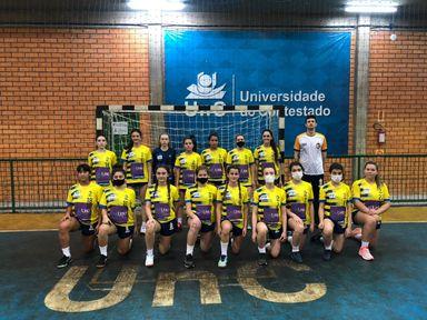 Handebol de Joaçaba conquista classificação para Disputar Série Ouro e Série Prata da Liga/SC
