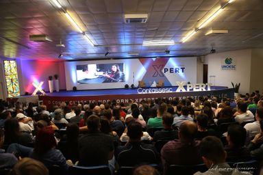 Contassesc Xpert foi sucesso de público em Joaçaba