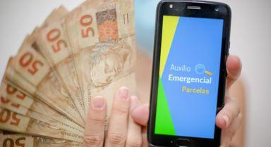 6,6 milhões terão último saque liberado do auxílio emergencial nesta semana