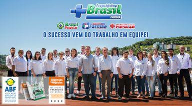 Franchising Brasil Farma entre as melhores do Brasil