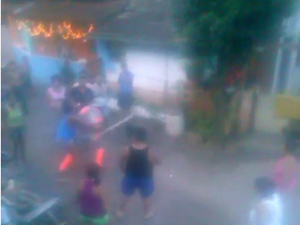 Confusão entre vizinhos termina em agressão em Joaçaba