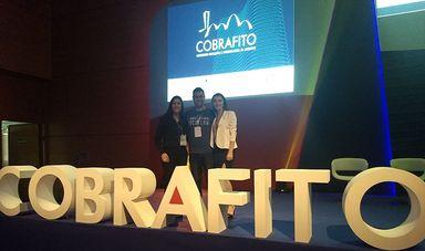Pesquisas da Unoesc são apresentadas no Congresso Brasileiro de Fisioterapia Traumato-Ortopédica