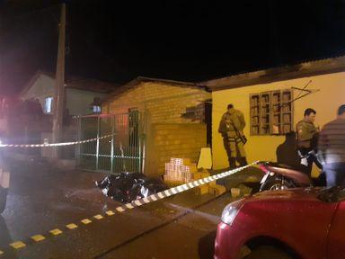 Mais um homicídio é registrado em Campos Novos