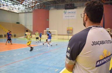 Escolinha do Joaçaba Futsal inicia atividades em Herval d' Oeste neste sábado