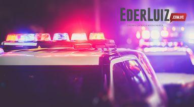 Dupla em motocicleta mata homem a tiros em Caçador