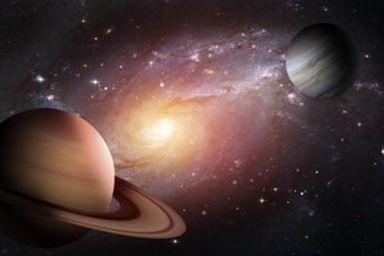 O dia 21 de dezembro será o de maior proximidade entre Saturno e Júpiter