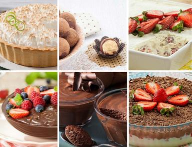 Aprenda sobremesas para deixar a Páscoa ainda mais especial