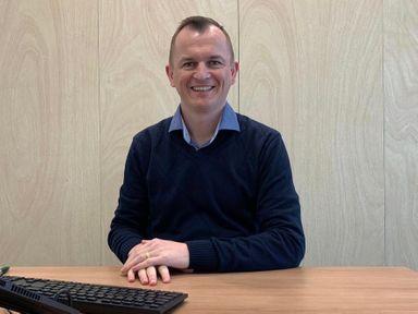 Cleiton Muller, gerente de Ciclo de Crédito da Sicredi UniEstados