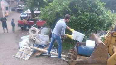 Programa de Controle da Dengue realizará mais um mutirão de limpeza em Joaçaba
