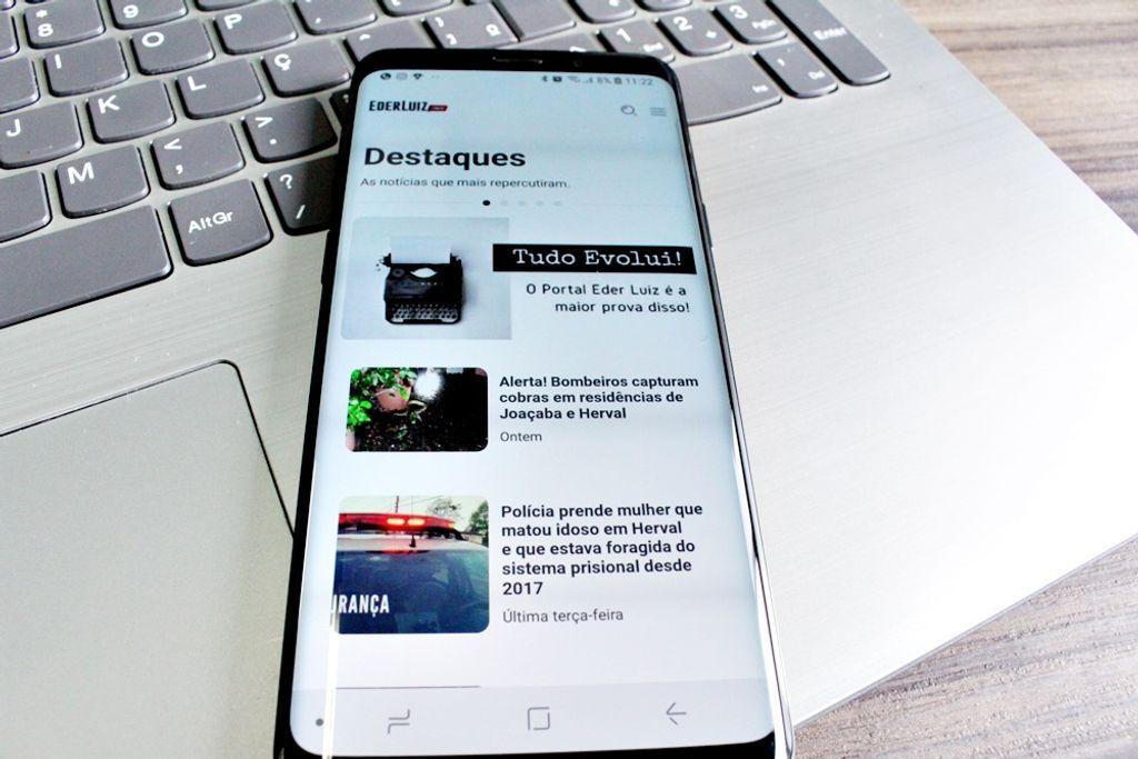 Receba as notícias do Portal Éder Luiz no seu celular