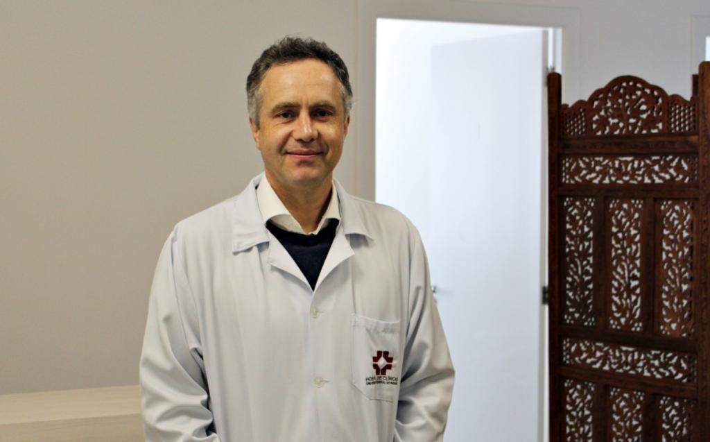 Dr André Guerreiro