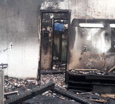 Polícia Civil prende autor de incêndio em residência na Estação Luzerna