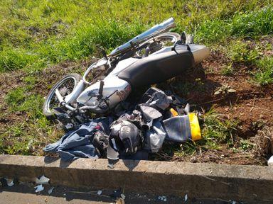 Jovem perde a vida em acidente registrado na SC-355 nesta segunda-feira, 03