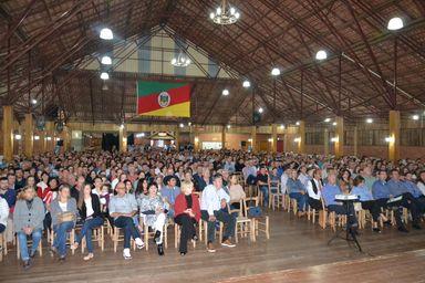 Sicredi UniEstados encerra período de Assembleias 2019