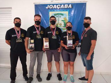 União Ton Lon Kung-Fu de Joaçaba participa de Campeonato On-line Inter Estados
