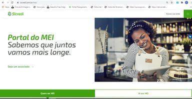 Sicredi oferece plataforma para apoiar os microempreendedores individuais e seus negócios
