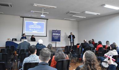 Evento Internacional debate educação, justiça e desenvolvimento humano na Unoesc