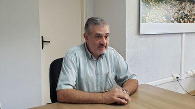 Vice-prefeito Jucelino Ferraz