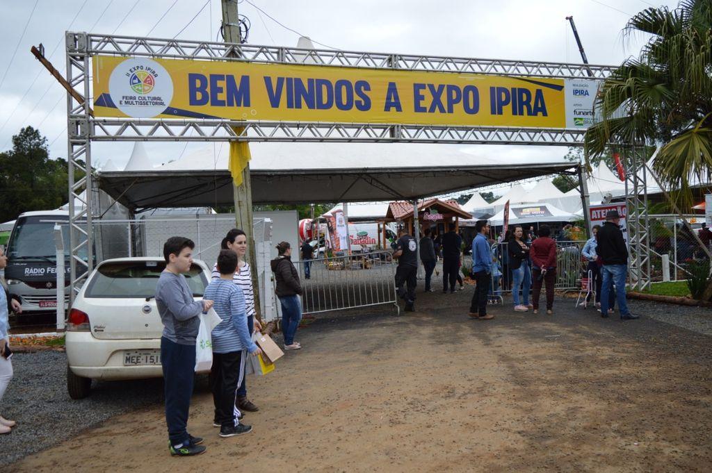 II Expo Ipira surpreendeu visitantes e expositores de toda a região