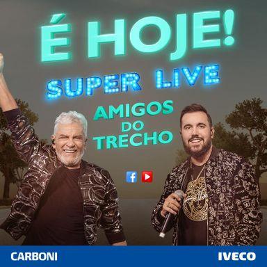 Assista a Live Amigos do Trecho Carboni Iveco