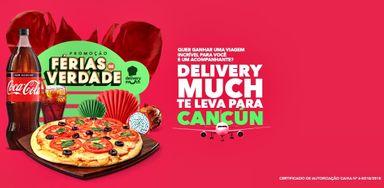 Cliente Delivery Much pode passar as próximas férias em Cancún