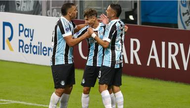 Grêmio goleia Aragua FC pela Copa Sul-Americana